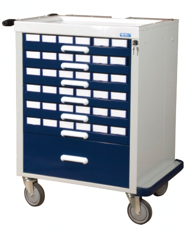 Mp 936 Medicine Trolley Medisco