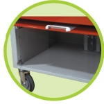 Emergency Resuscitation Trolley - M-93E...