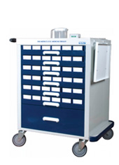 Dispensing Medicine Trolley